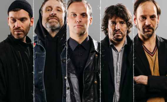 """20 Jahre Egotronic - Erstes Video """"Nadel verpflichtend"""" vom neuen Album """"Stresz"""""""